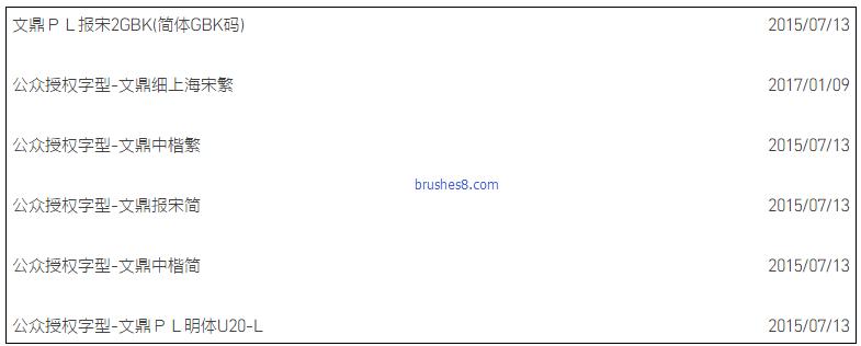 《文泉驿微米黑》与《文泉驿正黑》不一样的免费可商用开源中文字体下载 文泉驿点阵宋 开源的中文字体下载 免费中文字体  ruanjian jiaocheng