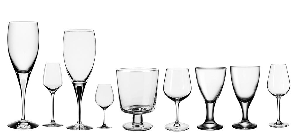透明玻璃杯、高脚杯、葡萄酒杯PS笔刷杯子素材