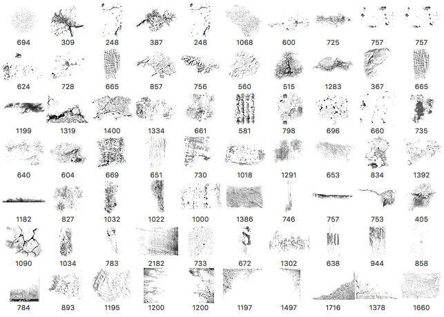 70种墙壁、泥土地面纹理效果PS笔刷素材下载 墙壁纹理笔刷 地面纹理笔刷  %e5%a2%99%e5%a3%81%e4%b8%8e%e5%9c%b0%e9%9d%a2%e7%ac%94%e5%88%b7