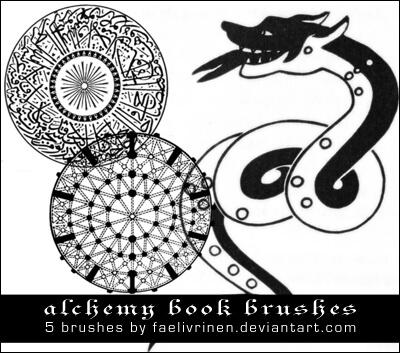 伊斯兰教式民族花纹图案PS印花笔刷素材 穆斯林式花纹笔刷 伊斯兰式花纹笔刷  flowers brushes
