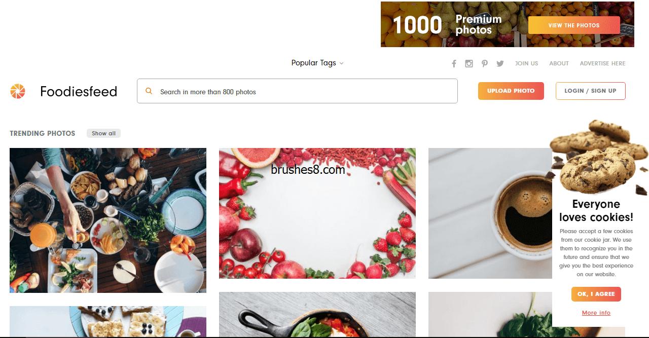 FoodiesFeed 优秀的美食、食材、料理图库:提供免费可商用的食物、烘培、烹饪主题图片下载