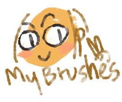 我的个人绘画Photoshop笔刷素材下载