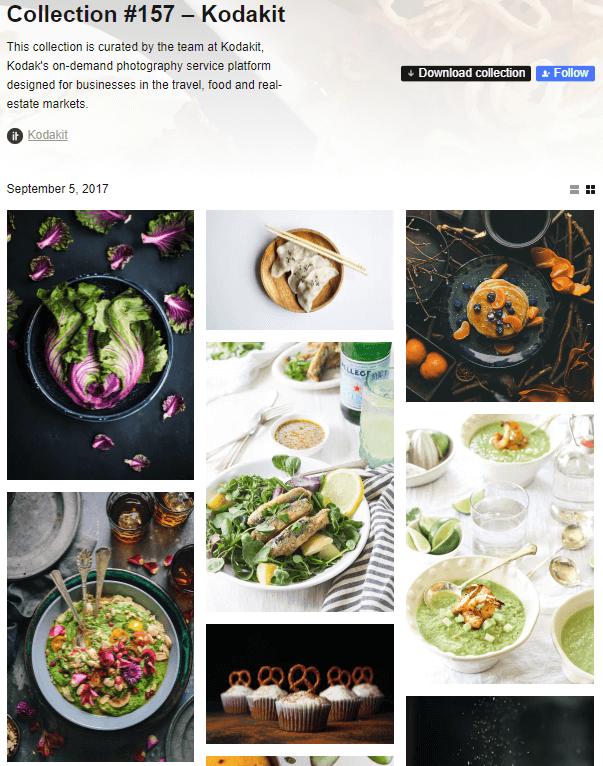 超30万的高清照片免费下载:Unsplash - 可免费商用的摄影图库网站