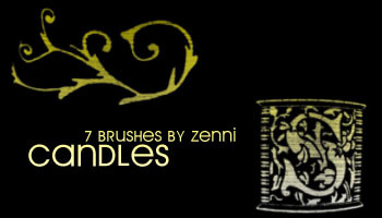印染式植物印花图案Photoshop笔刷素材下载 烫印花纹笔刷 印花笔刷  adornment brushes flowers brushes