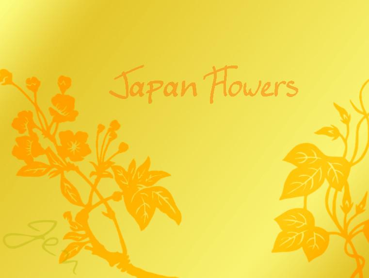 漂亮的鲜花盛开的植物印花花纹图案Photoshop笔刷素材下载