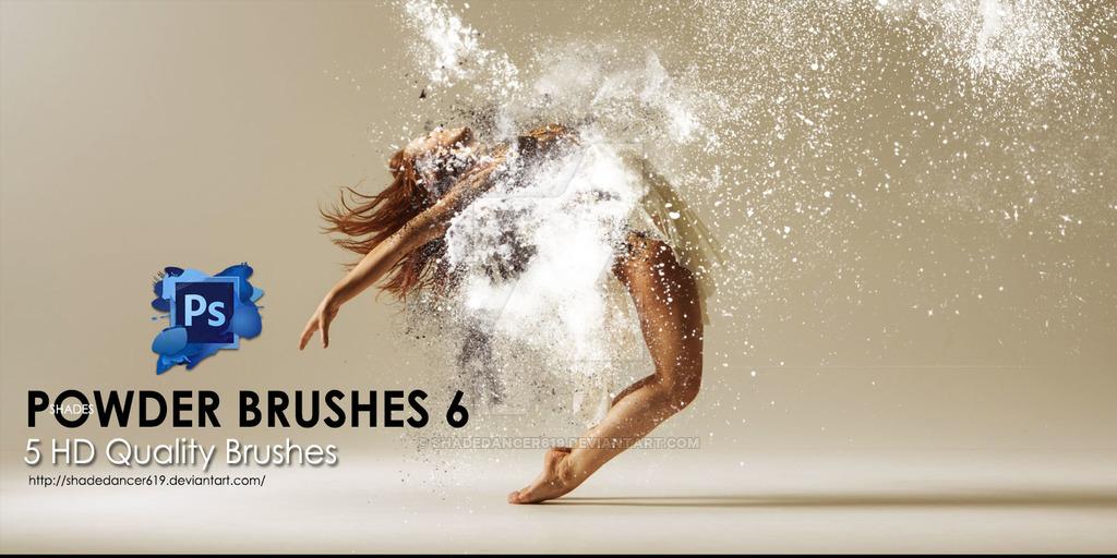 粉尘扩散、粉尘爆炸效果Photoshop笔刷下载