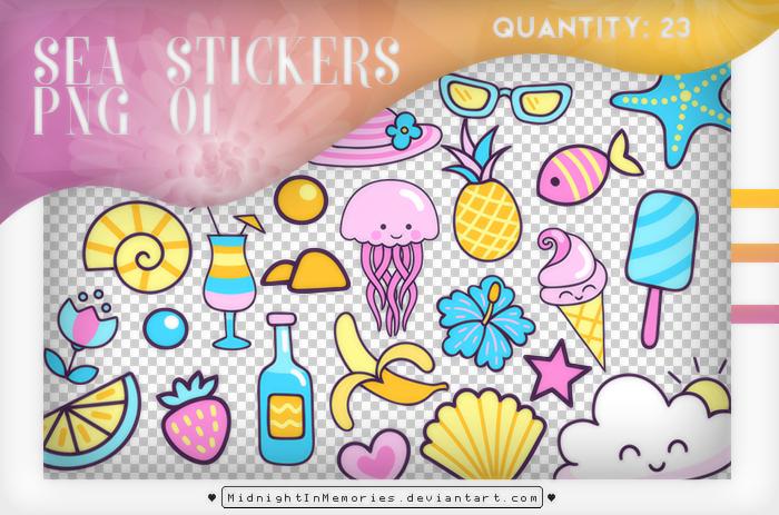 可爱卡通美图饰品装饰之韩国笔刷风格下载(PNG免扣图透明格式)