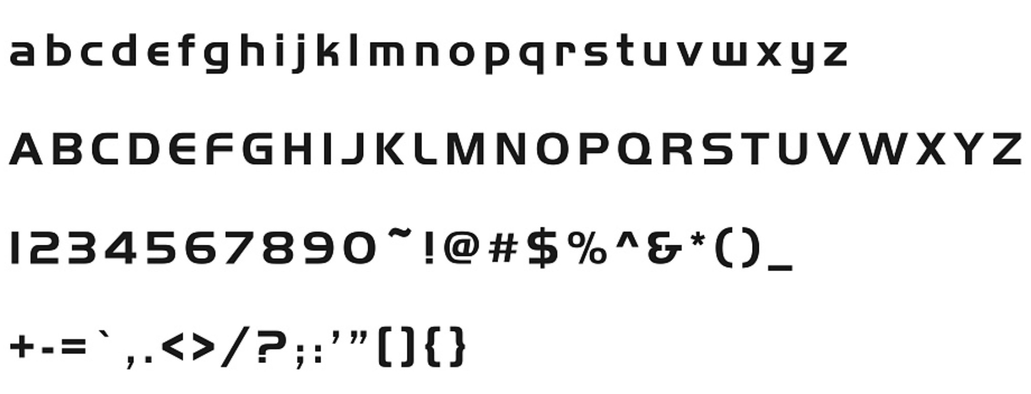 庞门正道标题体2.0 - 完全免费可商用中文字体!