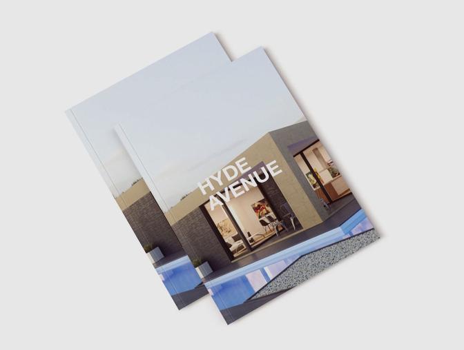 杂志、样刊书籍模板样机素材 - PSD模板套组素材下载