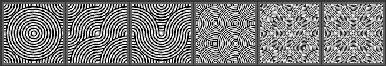 丝带线条印花纹理Photoshop填充图案文件底纹素材 .pat 下载