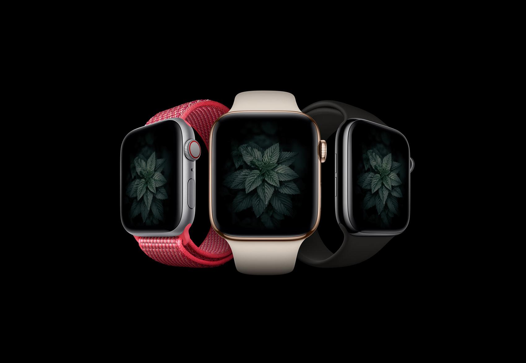Apple Watch 模型 - PSD 模版素材下载