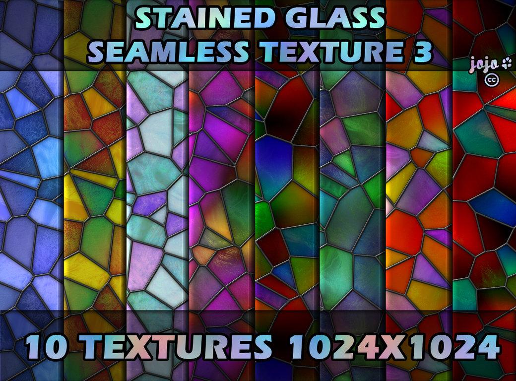 10种七彩玻璃窗户纹理Photoshop背景填充素材笔刷(JPG图片格式)