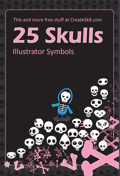 25种装饰性印花图案等素材Illustrator笔刷/Ai画笔