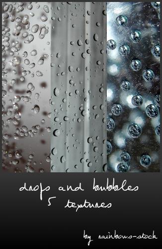 水珠子纹理图案Photoshop背景纹理笔刷(JPG格式素材)