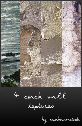 风化的石壁、墙壁纹理效果PS笔刷下载(JPG格式素材)