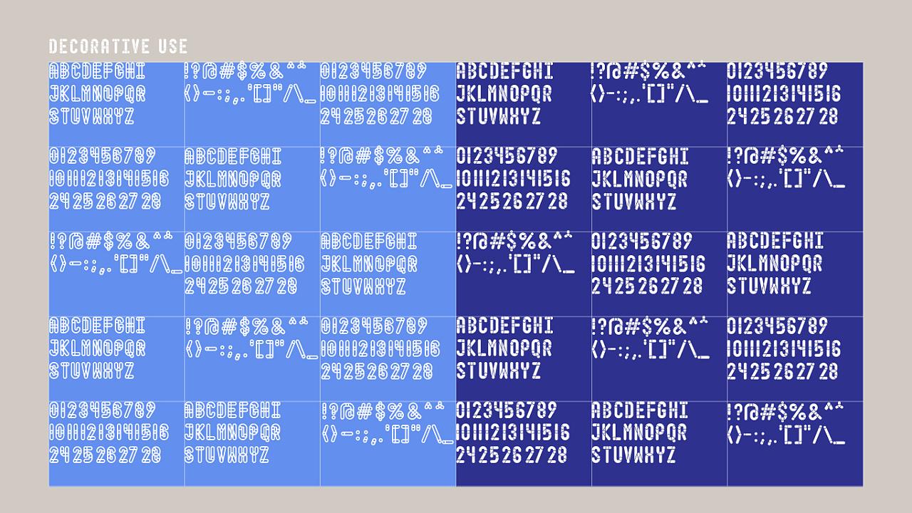 免费商用字体下载:Jingkou Font(迳口字体)字体,让你抛却版权的烦恼!