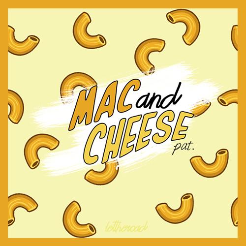 卡通式花样奶酪PS填充素材