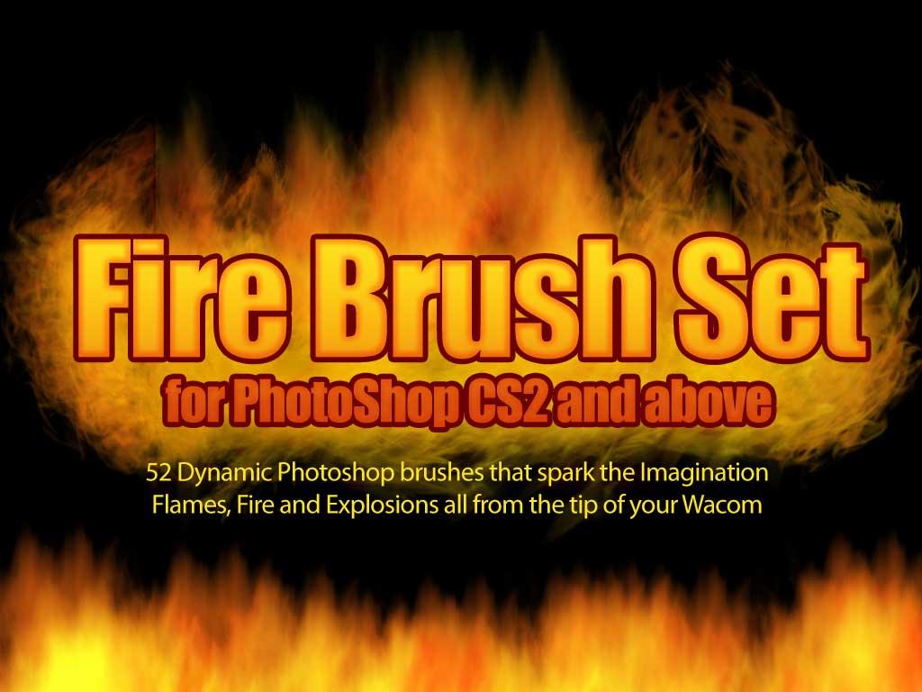 高清火焰效果、燃烧、烈焰Photoshop笔刷下载