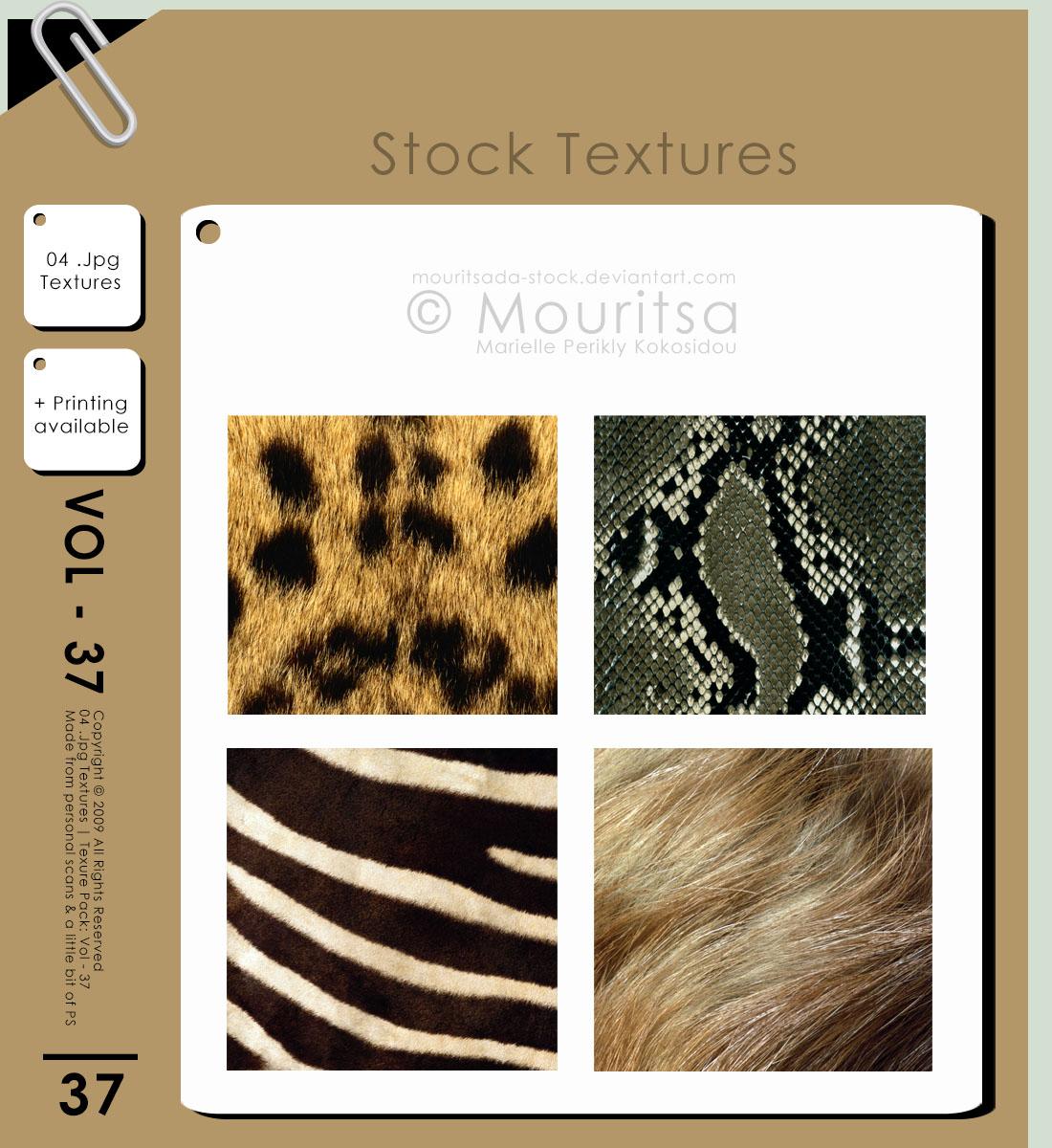 4种皮毛纹理、蟒蛇纹理、斑马纹理、豹子纹理、狮子毛发材质PS动物素材(PNG图片素材)