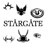 星际之门之纹身刺青图案PS笔刷下载