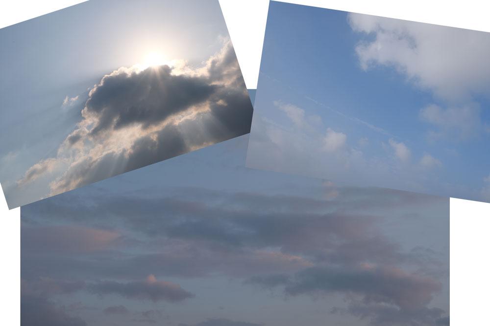 真实高清的天空云朵、蓝天白云、雨后初晴高清图片素材下载(可免费商用!)