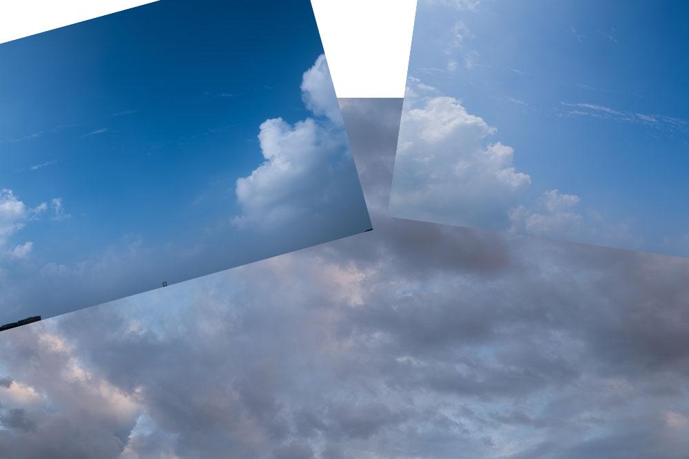 超高清4K天空原画照片、蓝天白云图片PS素材免费商用版权下载