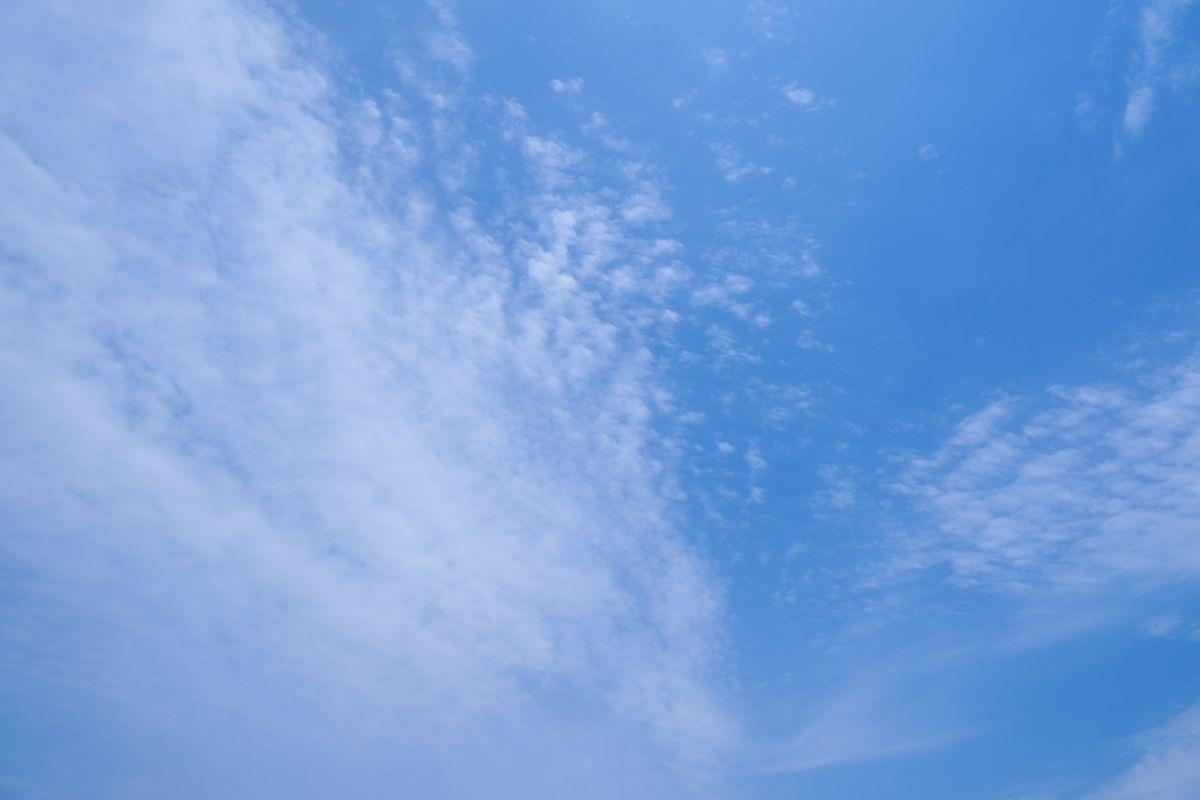 免费商用素材!高清蓝天白云图片PS素材下载