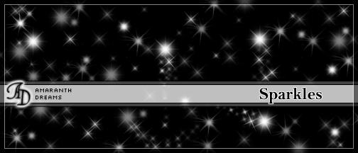 荧光、星光背景纹理PS笔刷素材