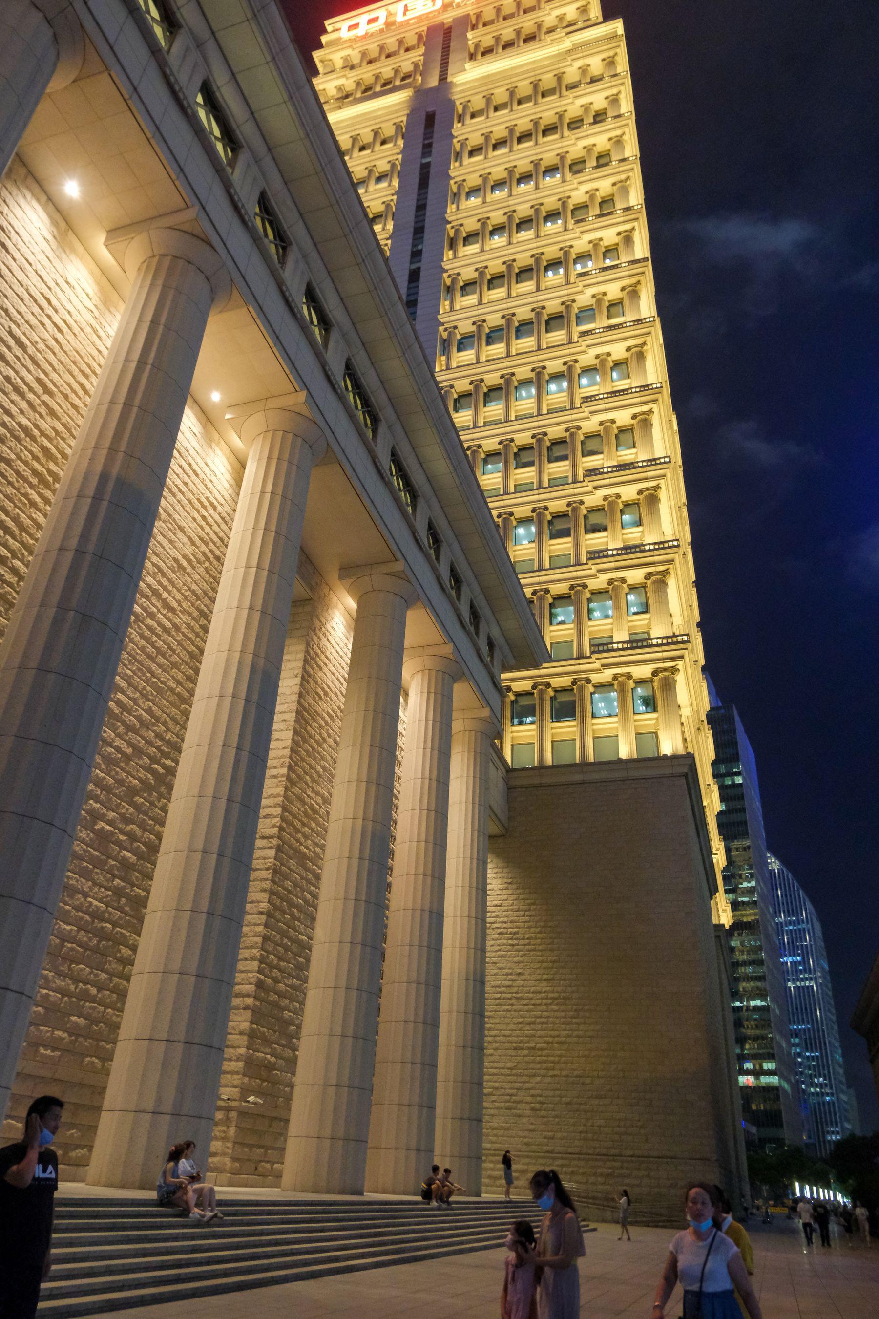 上海中国平安写字楼、办公楼高清JPG图片 - 免费正版照片