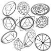异次元图形、炼金术士符号PS笔刷