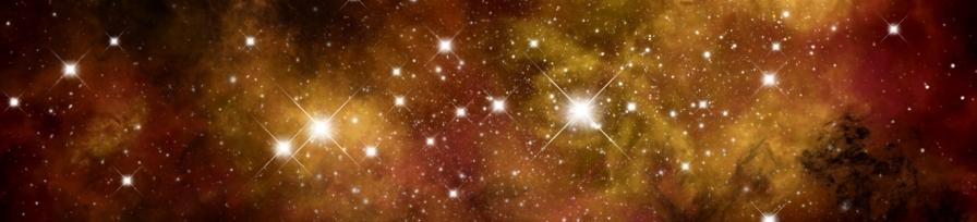 浩瀚星空、星星背景PS笔刷素材