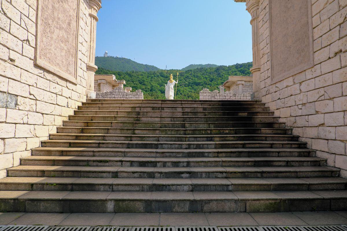 罗马广场台阶超强图片 免费下载