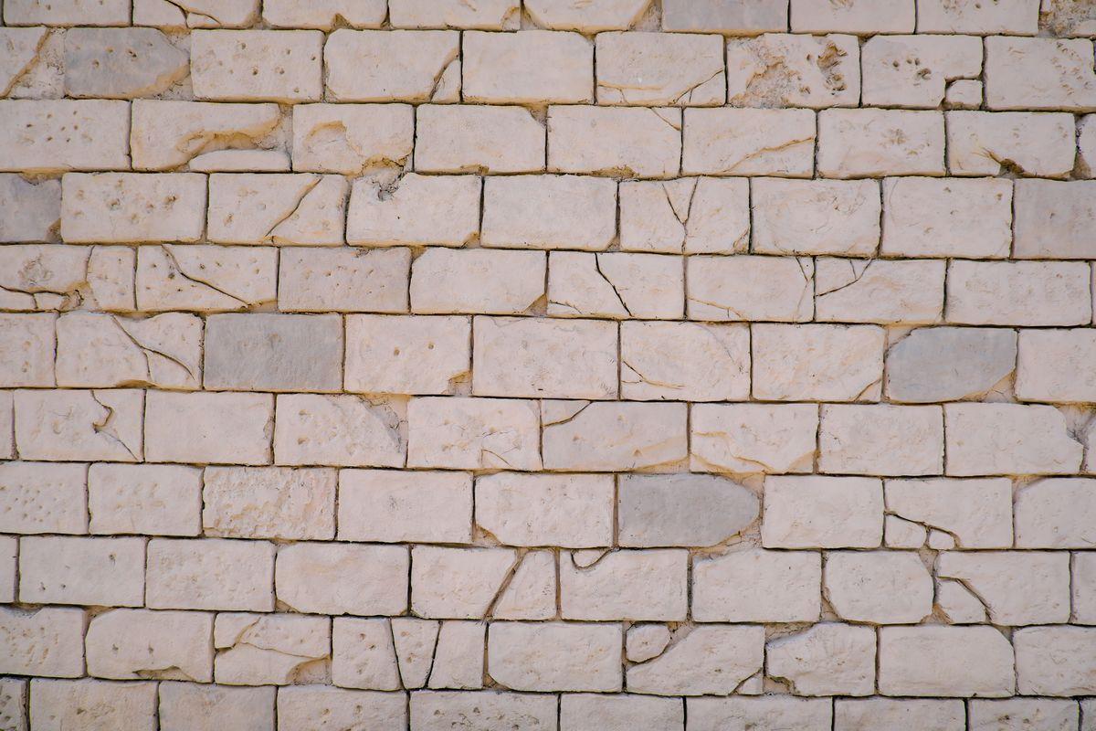 2种超清破败墙壁、砖墙纹理背景图片