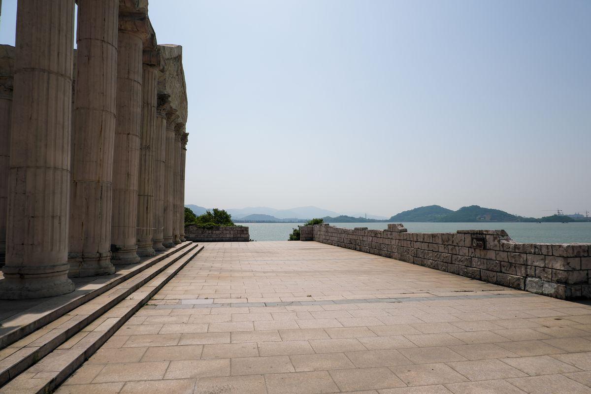 古罗马平台背景照片 - 免费正版图片