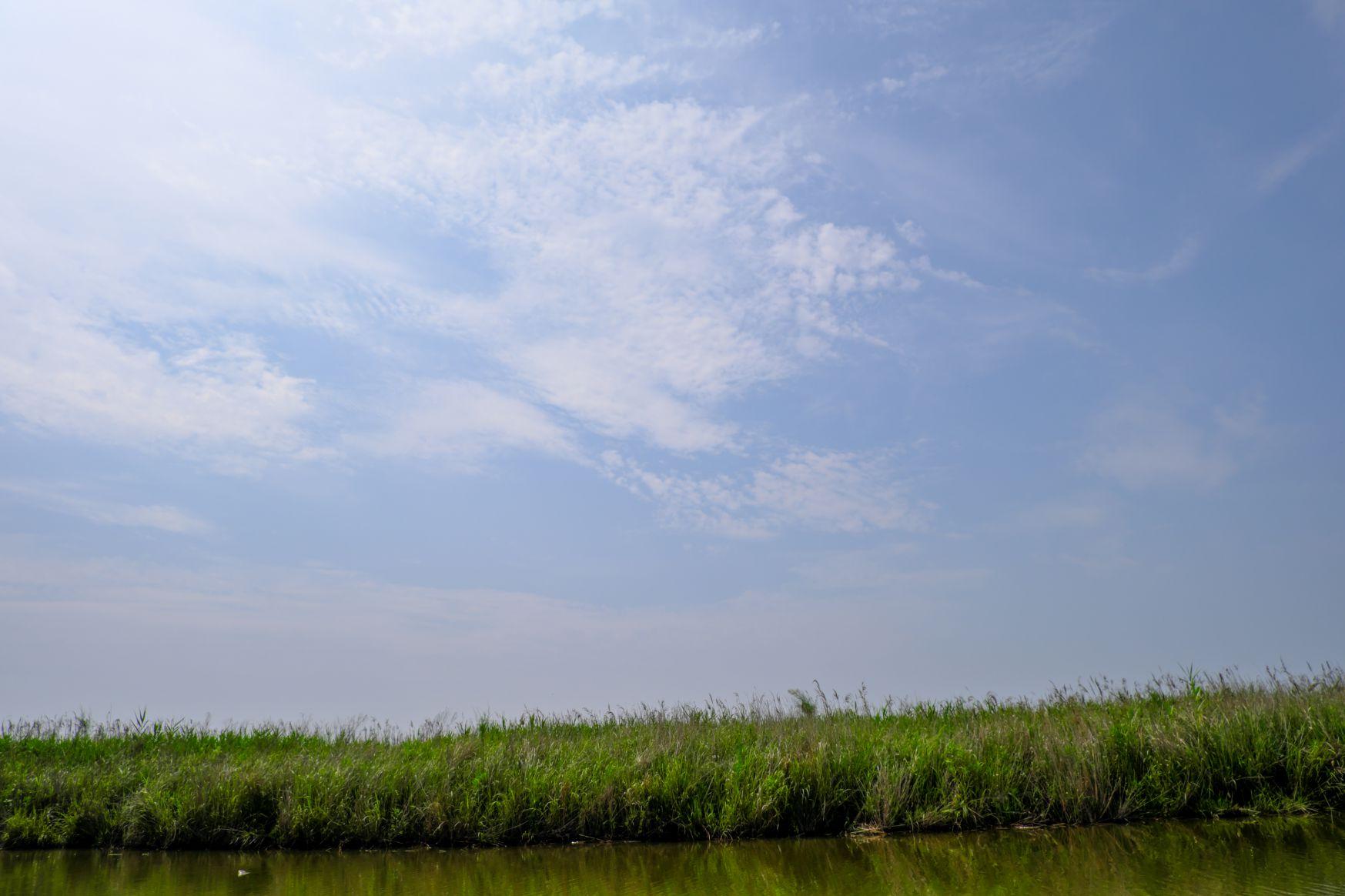 湖边天空照片 - 免费商用