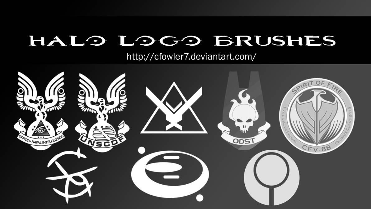 军事徽章、标志图案PS笔刷