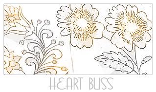 手绘可爱涂鸦鲜花花朵PS笔刷
