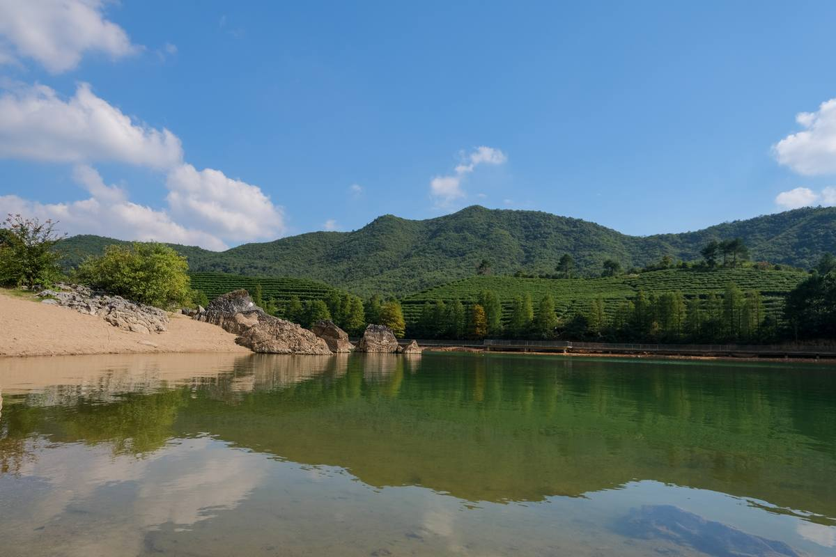 金华黄大仙风景照片