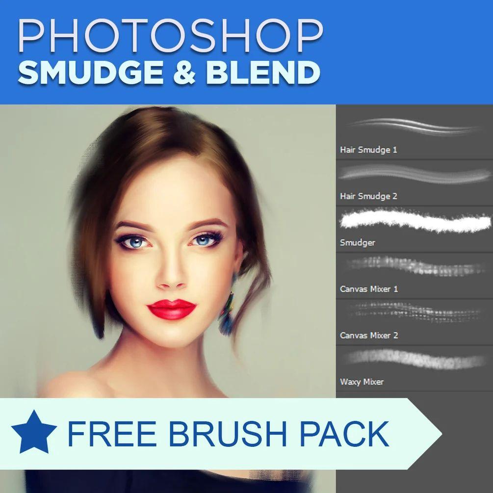 免费Photoshop 艺术创作画笔素材