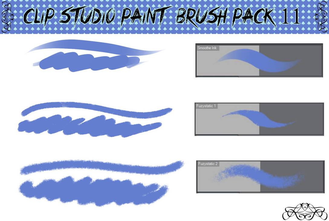 油漆、喷漆笔触sut画笔下载(非PS笔刷素材)